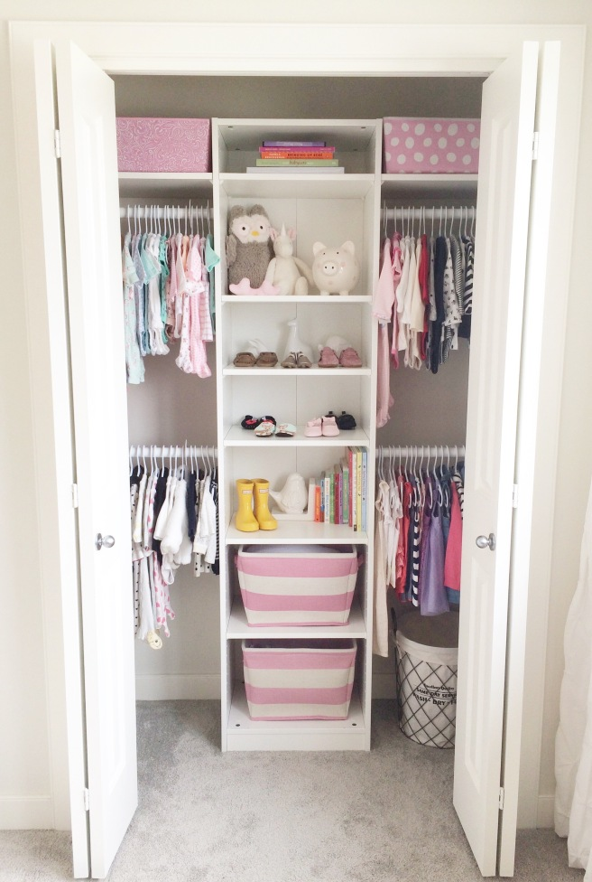 Ikea closet hack for Bedroom closet organizers ikea
